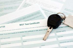 Mot-Test-Certificate