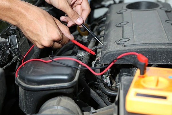 dead battery with a Jump-Start Box