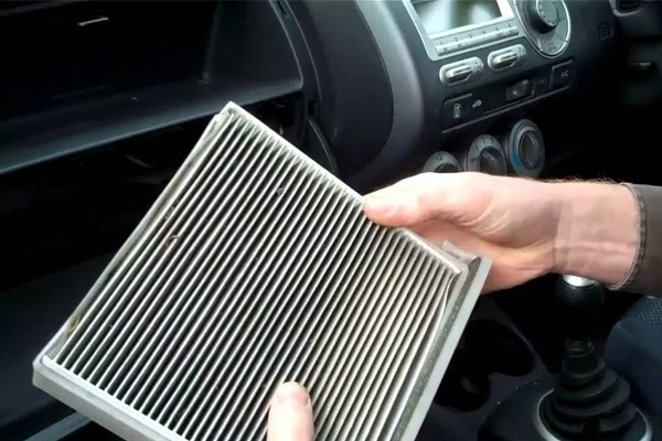 Car aircon cleaning