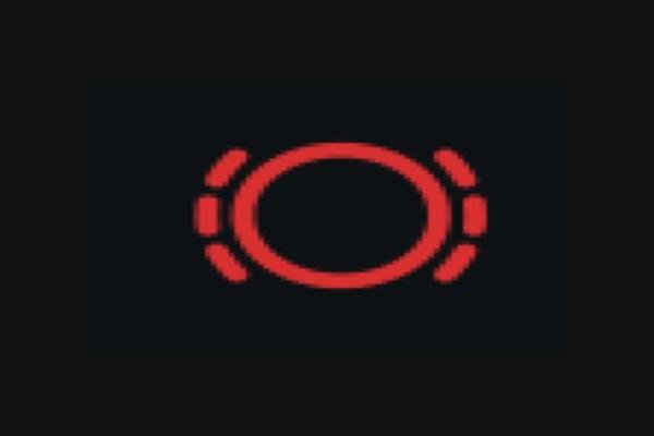 Brake Pad Replacement warning light