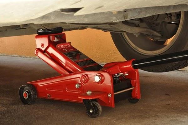 Floor Car Jack