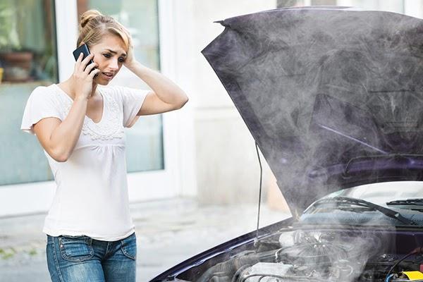 car cooling Troubleshoot