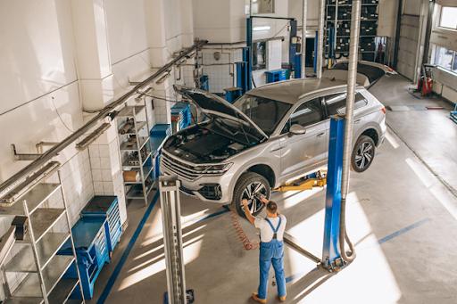 car warranty service Centre